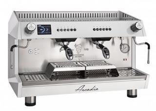 Máy pha cà phê BEZZERA ARCADIA DE PID 2group