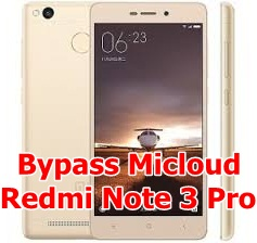 Remove Mi Account Redmi Note 3 Pro