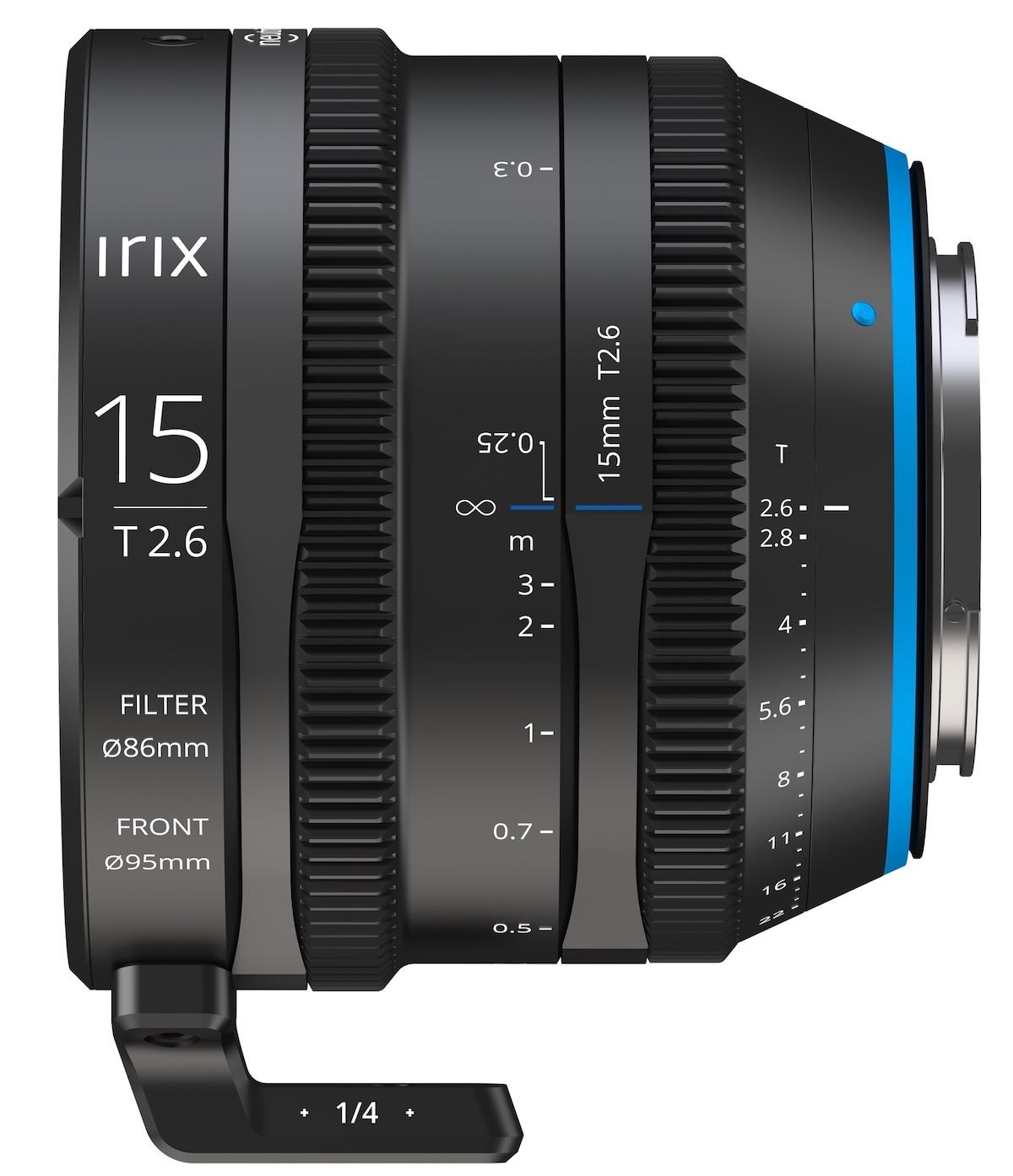 Irix 15mm T2.6