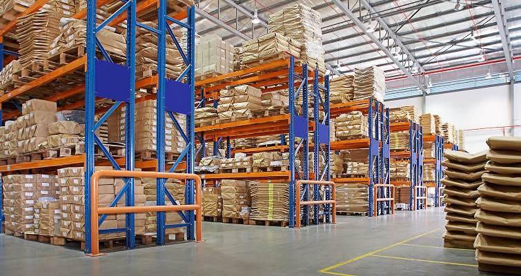 Hệ thống kệ để hàng công nghiệp dùng cho nhà kho
