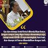 Apresiasi Kerja Gubernur Tangani Covid-19, Presiden, Ajak Aparat Lain Bekerja 'Extraordinary'