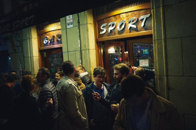 バル・スポルト(Bar Sport)の外観