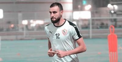 حقيقة هروب حمدي النقاز الى المغرب بعد مباراة الزمالك والاتحاد السكندري