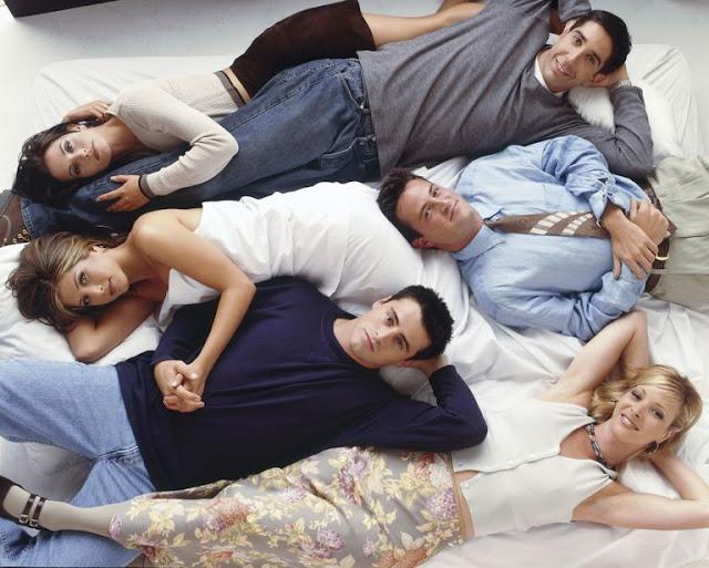 """5 termos/expressões do dia a dia que a série """"Friends"""" inventou"""