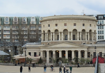 La Rotunde at the Place de la Bataille-de- Stalingrad, Paris