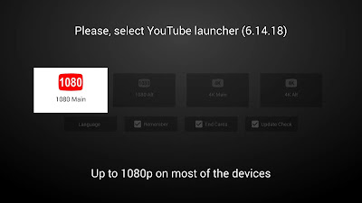 SMART YOUTUBE TV (MOD, AD-FREE) APK FOR ANDROID
