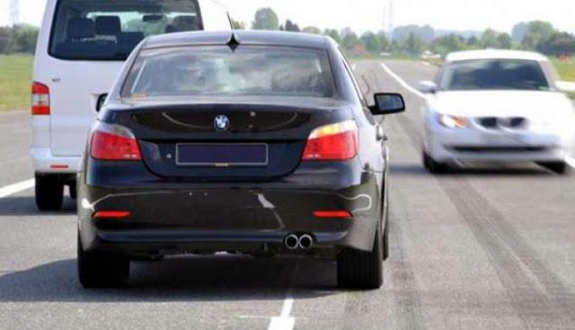 Tips Handal Menyalip Kendaraan Lain Dengan Cepat