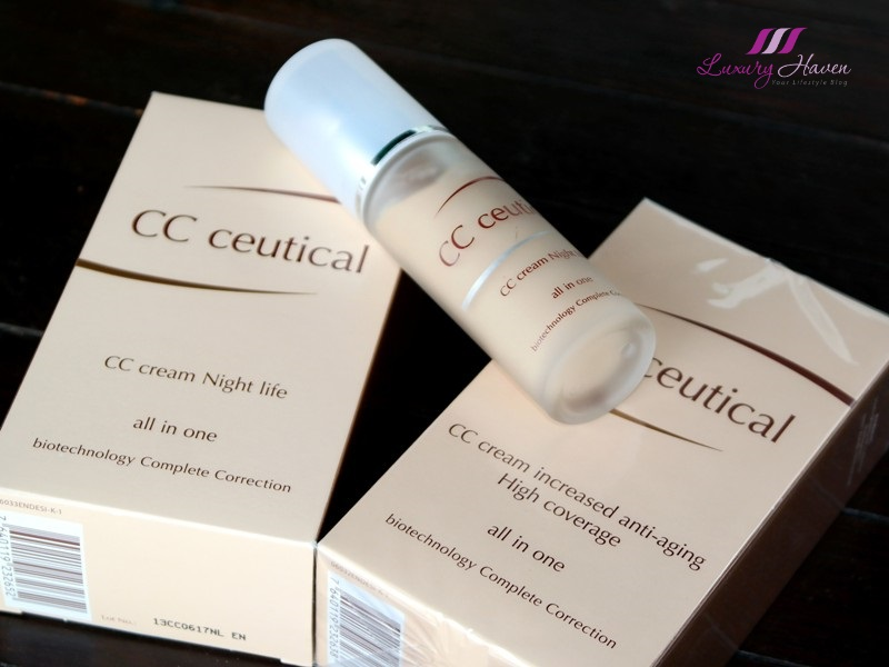 fytofontana cosmeceuticals cc cream anti aging night life