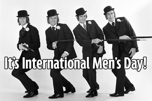 Happy International Men's Day Wishes