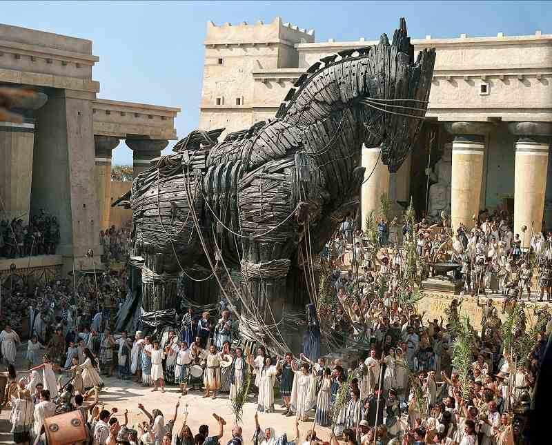 Páris - Catalisador da Guerra de Troia