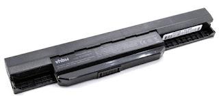 notebook akkumulátor