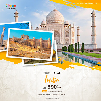 Paket Tour India Golden Triangle