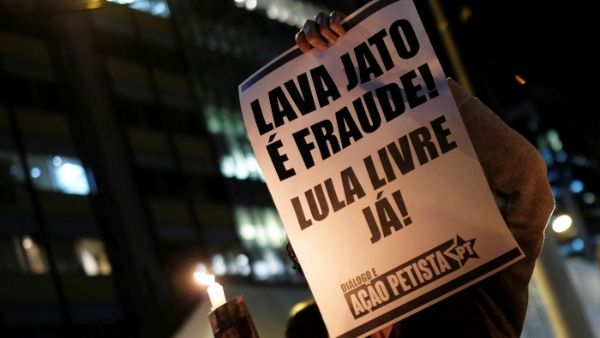 Lula recibirá en la cárcel a delegación de Consejo de DD.HH.