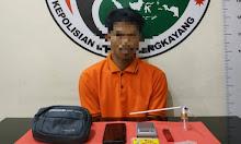 Polisi Bengkayang Kembali Tangkap Terduga Pengedar Narkoba