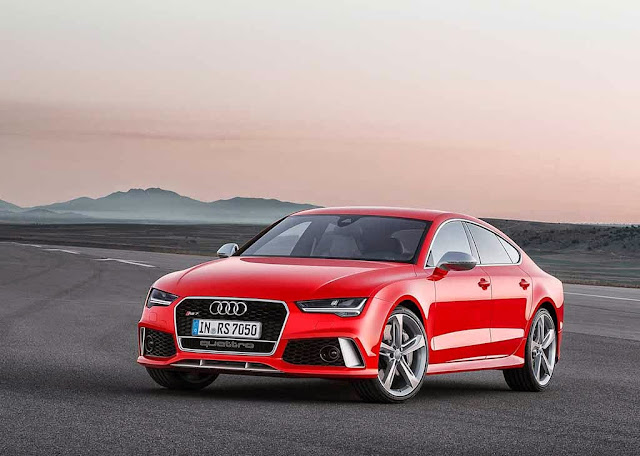 2016 Audi RS7 Review, Specs And Release Date