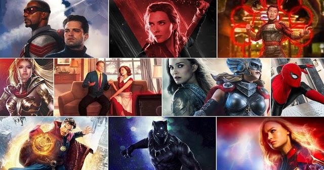 Planeta no Cinema Marvel: Marvel divulga título de produção de 2 filmes já anunciados