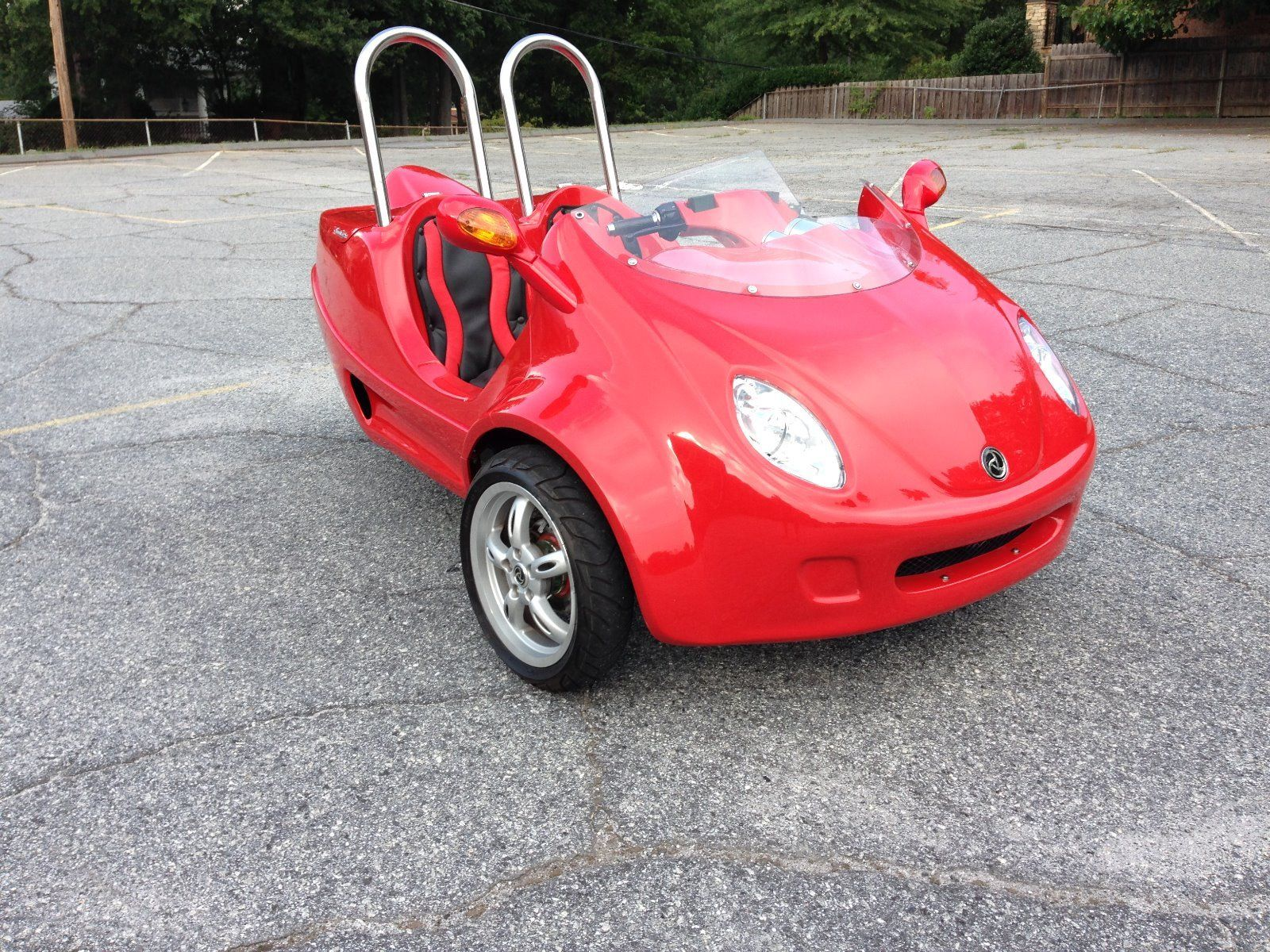 Panther Motors Scoot Coupe P150 Trike