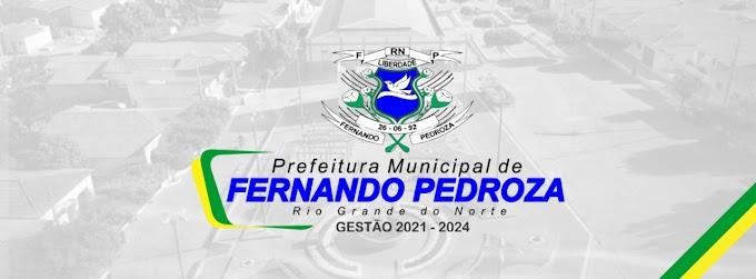 Prefeitura de Fernando Pedroza realiza pagamento de salário do mês de fevereiro a servidores efetivos nesta sexta, 26