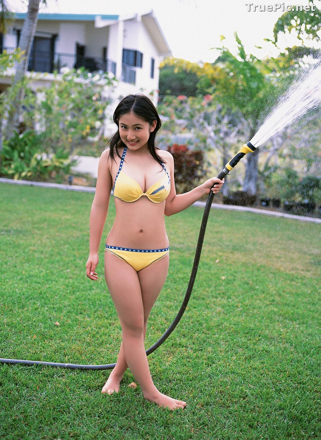 Image YS Web Vol.216 – Japanese Actress and Gravure Idol – Irie Saaya - TruePic.net - Picture-6