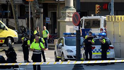 Estado Islámico reivindica la autoría del atentado en Barcelona