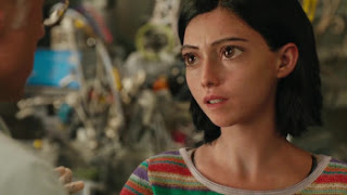Alita Battle Angel (2019) Hindi 480p Dual Audio HDRip Esubs | MoviesBaba