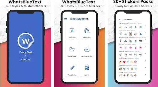 Cara Membuat Tulisan Berwarna di WhatsApp Chat dan Status-1