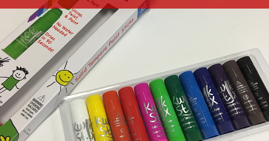 Kwik Stix {A Product Review}