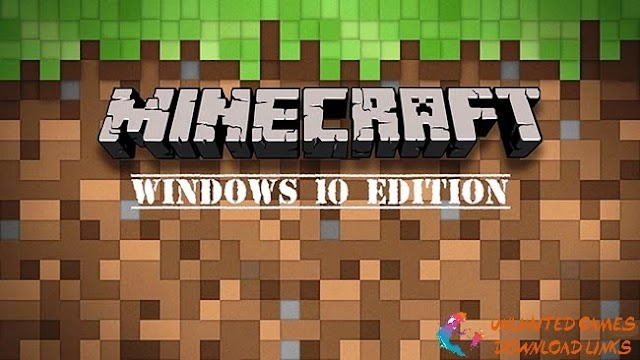 Minecraft: Windows 10 Edition Free Download For Pc (v1.13.05)