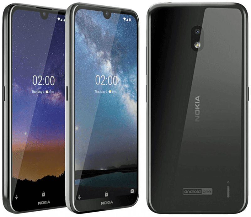 Nokia 2.2 with MediaTek Helio A22 and up to Android R update announced