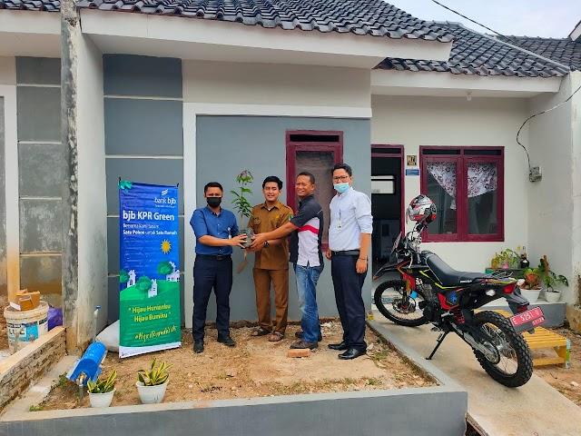 bank bjb Wujudkan Hunian Hijau Lewat bjb KPR Green