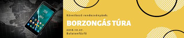 Következő rendezvényünk - Borzongás túra