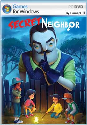 Secret Neighbor Alpha + Jugar Online PC Full | MEGA