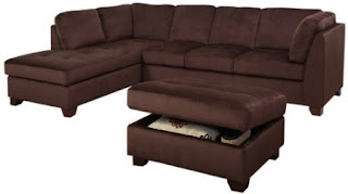 Microfiber And Leather Sectional Sleeper Sofa With Chaise And Storage Sectional Sleeper Sofa