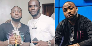 (Video) Davido Reportedly Sends His Crew Member Out Of His House