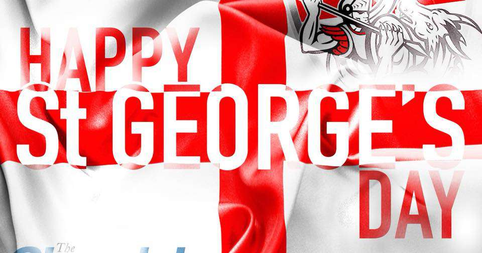 St. George's Day Wishes Awesome Images, Pictures, Photos, Wallpapers