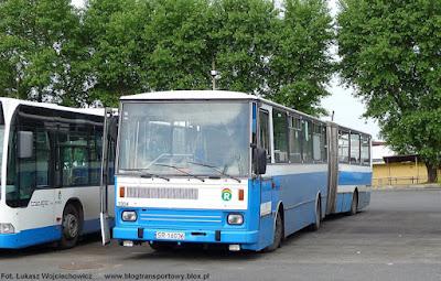 Karosa B741, Transgór Rybnik