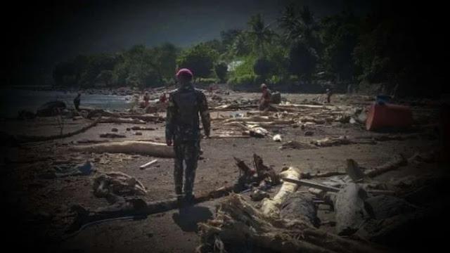 TNI Waspadalah, Bahaya Besar Telah Muncul dari Samudera Pasifik