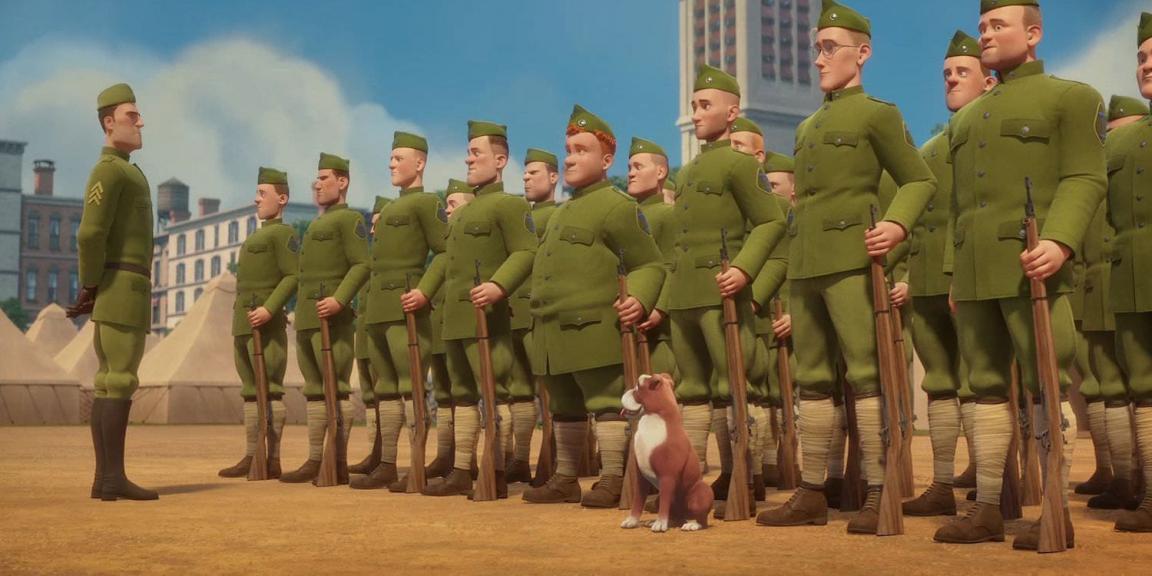 Trung Sĩ Stubby: Người Hùng Nước Mỹ