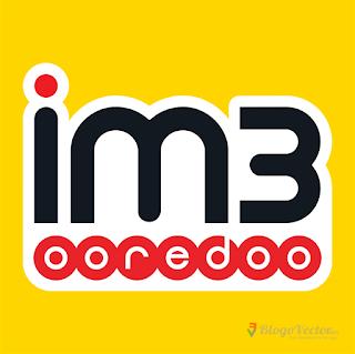 IM3 Ooredoo Logo Vector