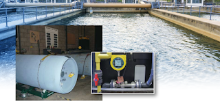 Flow Meter Chlorination System