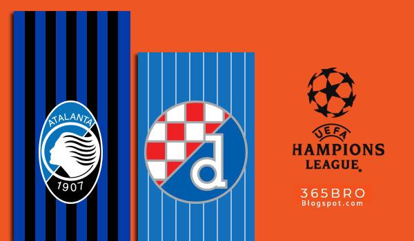 Prediksi Atalanta Vs Dinamo Zagreb 27 November 2019