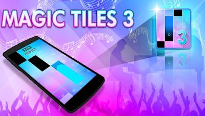 لعبه Magic Tiles 3