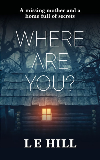 Where Are You by LE Hill book cover