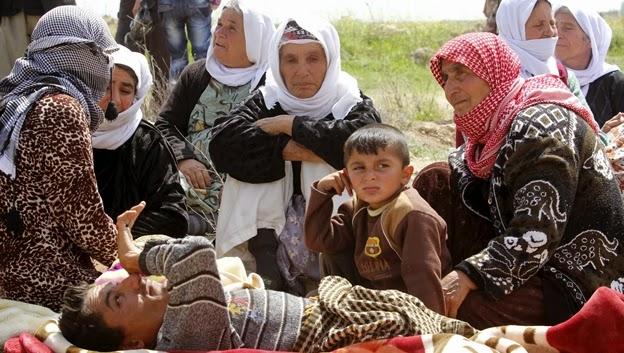 Israel niega también el genocidio de los Yazidi