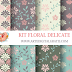 KIT FLORAL DELICATE FREE