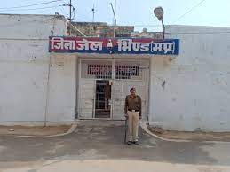 मध्य प्रदेश की भिंड जेल में बड़ा हादसा, 150 साल पुरानी दीवार गिरने से 22 कैदी बुरी तरह घायल