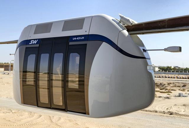 Sky Pods Sharjah