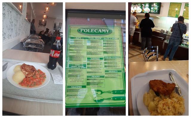 Onde comer bem e barato na Polônia - Milkbar Turystyczny em Gdansk e Malgosia em Torun
