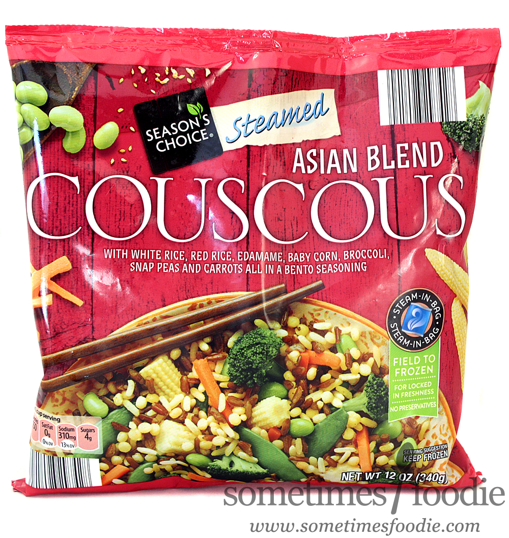 Sometimes Foodie Asian Blend Couscous Aldi