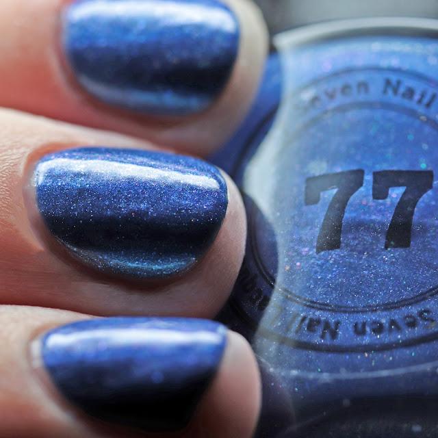 Seventy-Seven Nail Lacquer Bold Stripes